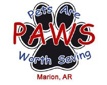 PAWS of marion Logo